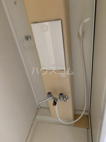 永友荘 202号室のトイレ