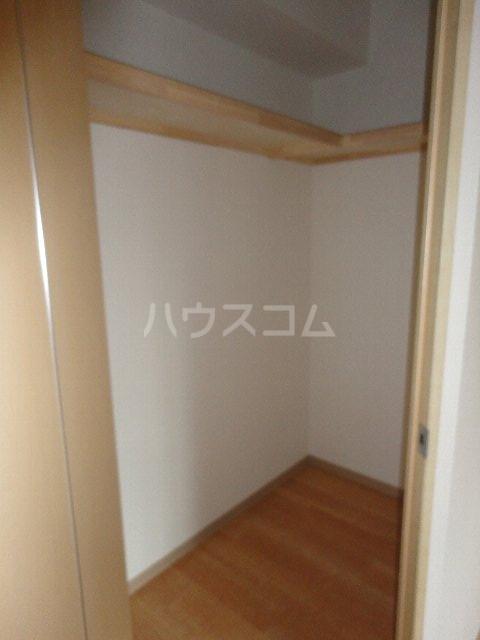 クオリカ太秦 306号室の収納