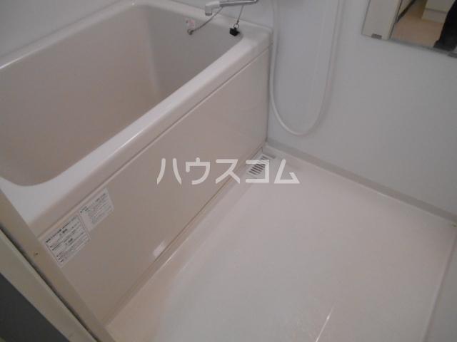 グレースコート御室 202号室の風呂