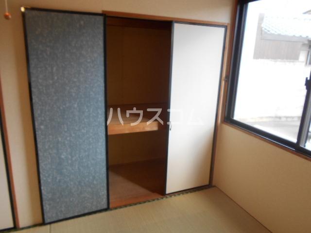 グレースコート御室 202号室の収納