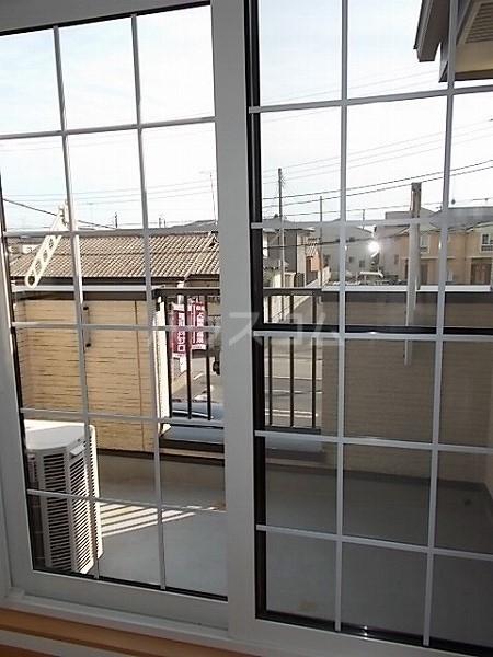 サンクレストⅡ 02030号室のバルコニー