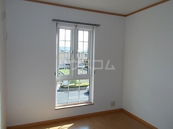 サンクレストⅡ 02030号室のベッドルーム