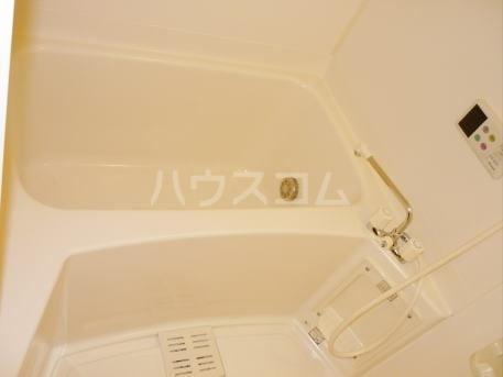 ソレアード B 02020号室の風呂