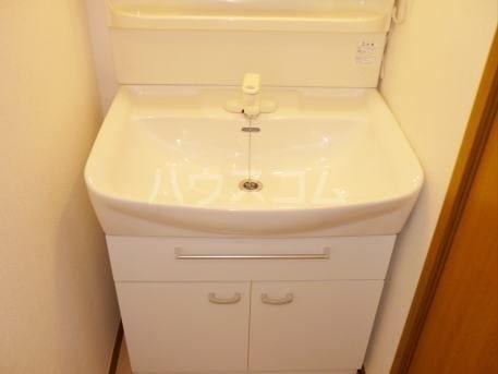 ソレアード B 02020号室の洗面所