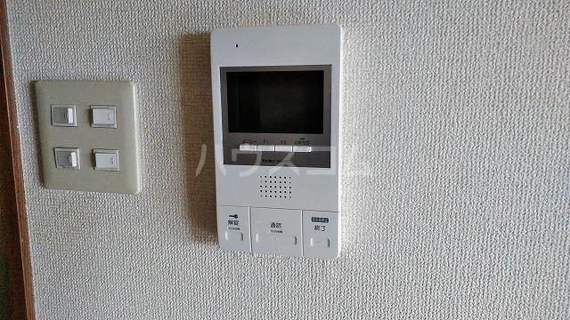 グランドコート鴻の巣 305号室のセキュリティ
