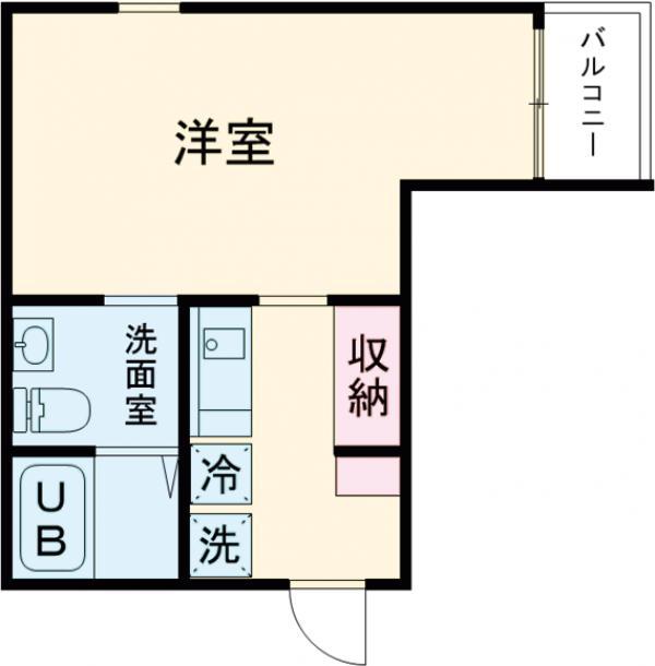 (仮称)赤塚2丁目新 204号室の間取り