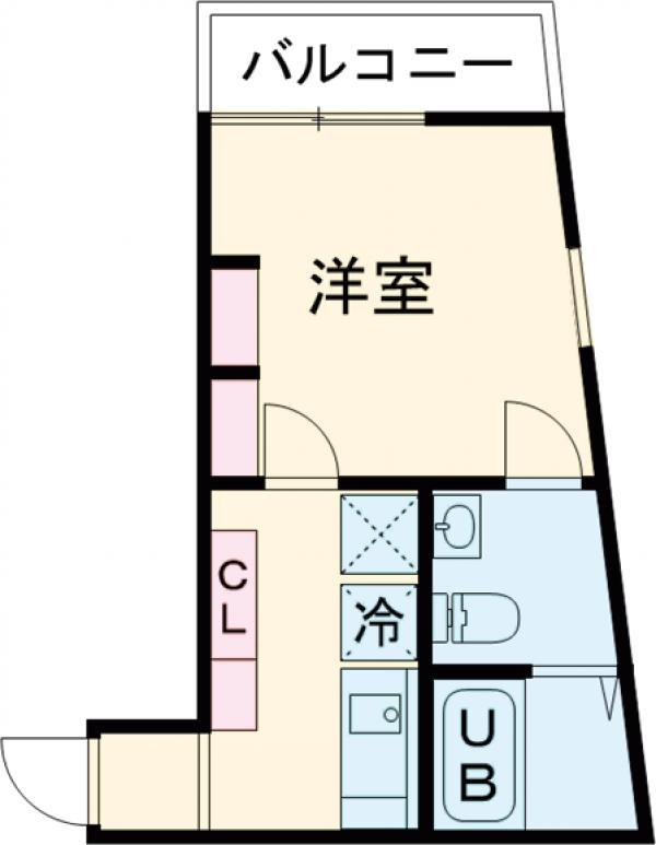 (仮称)赤塚2丁目新・301号室の間取り
