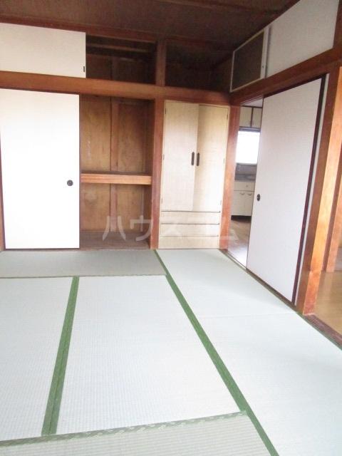 秋元コーポ A号室の居室