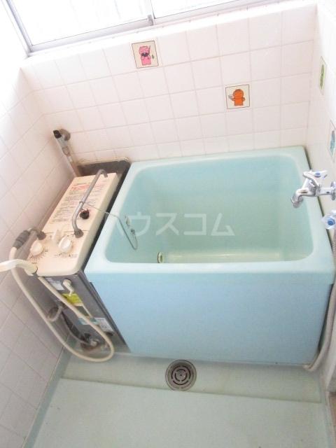 秋元コーポ A号室の風呂