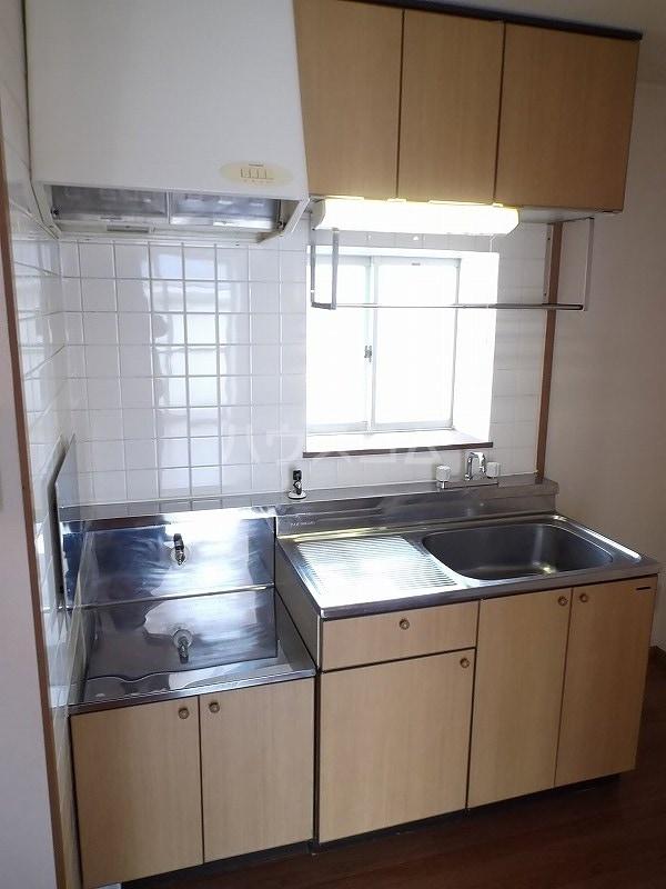 エクセルハイツ原山 02010号室のキッチン