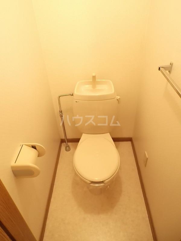 エクセルハイツ原山 02010号室のトイレ