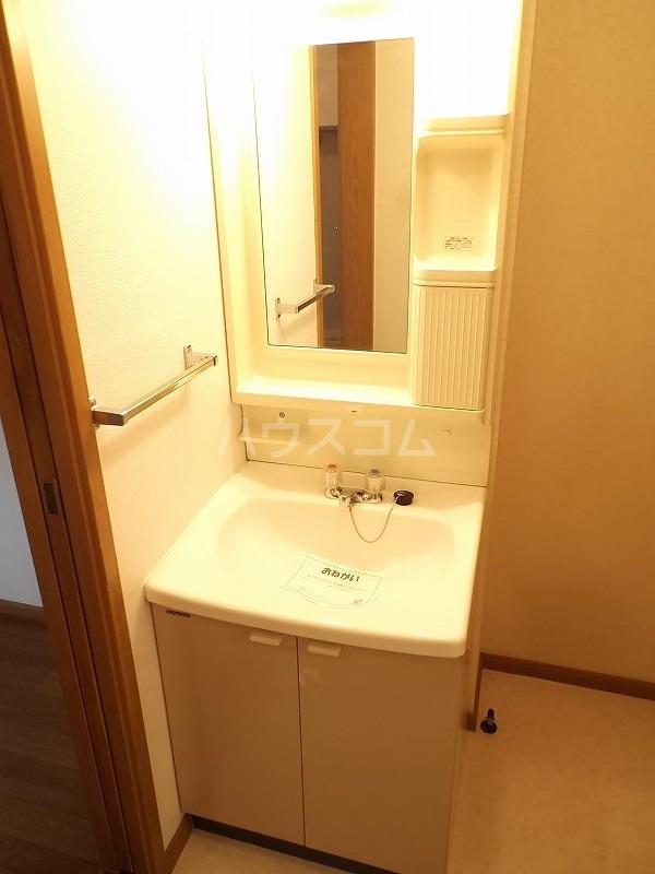 エクセルハイツ原山 02010号室の洗面所