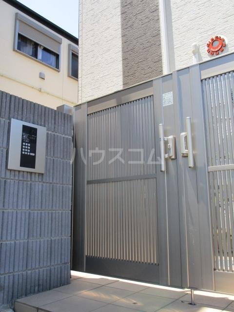 サークルハウス国分寺 109号室のセキュリティ