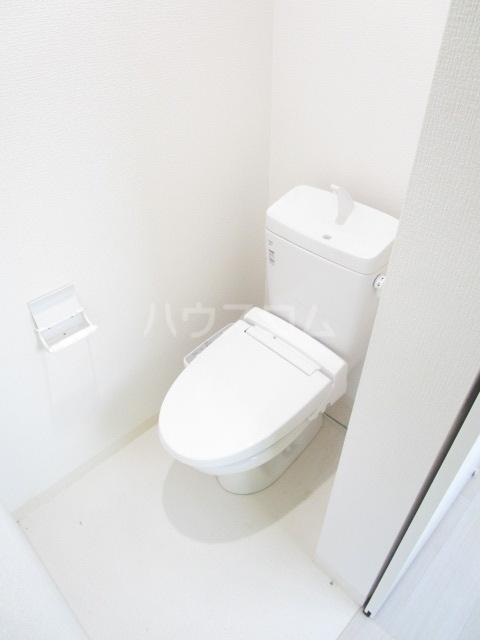 サークルハウス国分寺 109号室のトイレ