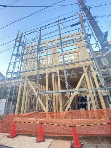 仮)西東京市柳沢6丁目新築アパート外観写真