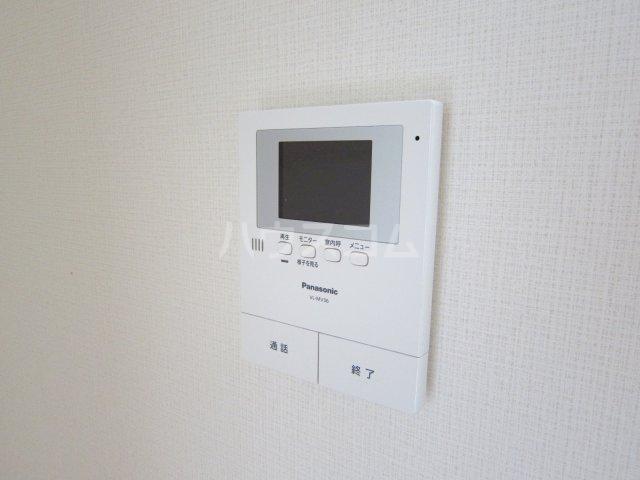 シティハイムカトレヤ 203号室のセキュリティ