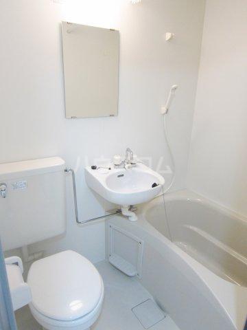 シティハイムカトレヤ 203号室の風呂