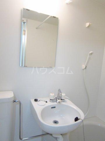 シティハイムカトレヤ 203号室の洗面所