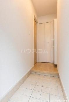 グリーン・コートⅡ 01010号室の玄関