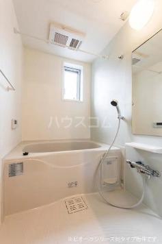 グリーン・コートⅡ 01010号室の風呂