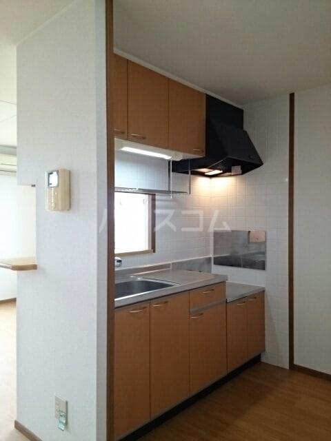 ヴィラルージュ 02030号室のキッチン