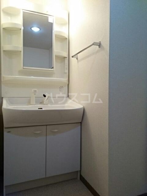 ヴィラルージュ 02030号室の洗面所