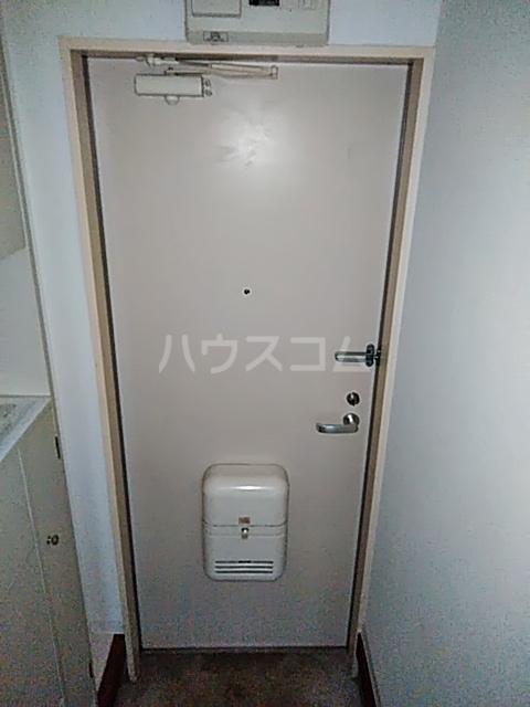 フラット用賀 104号室の収納