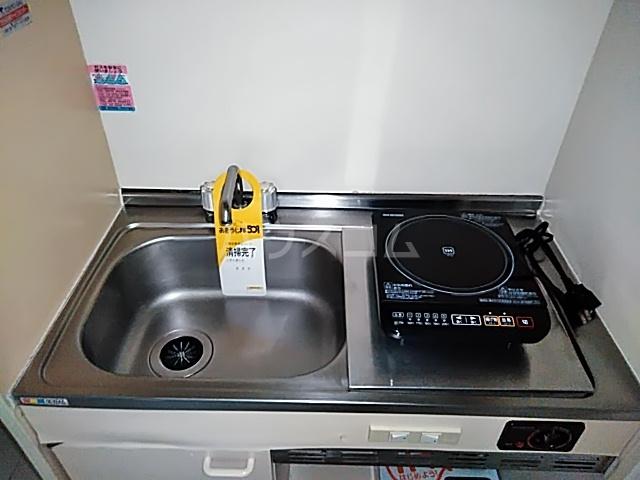 フラット用賀 104号室のキッチン