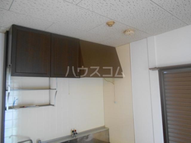 ハイツ水喜 A102号室の設備