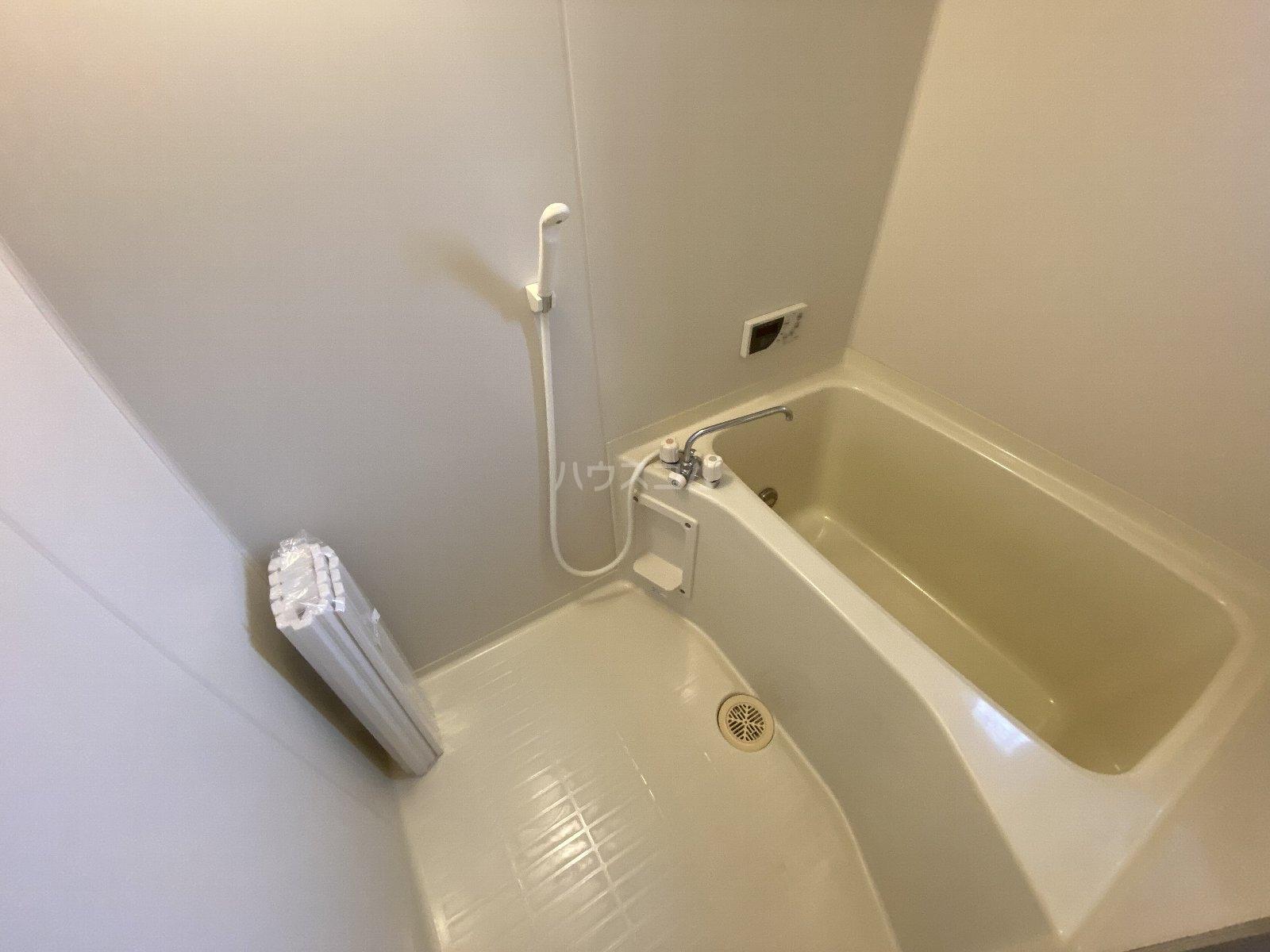 メゾネット椿 北棟のトイレ
