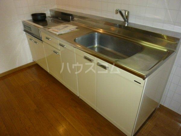 ガーデンハイツYM 402号室のキッチン