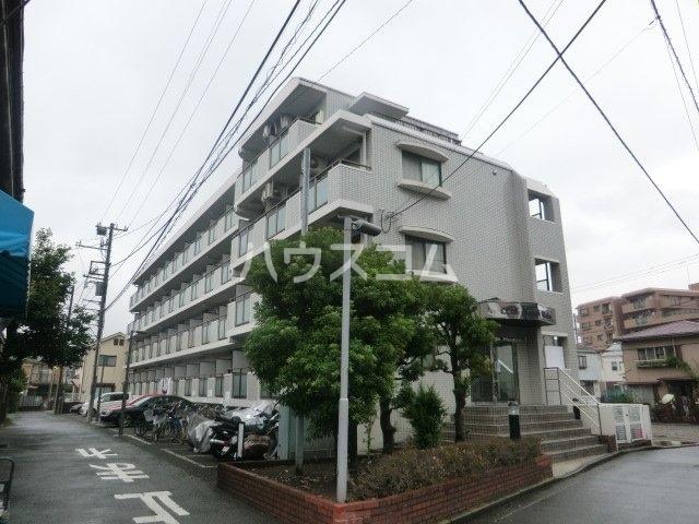 クリオ根岸弐番館外観写真