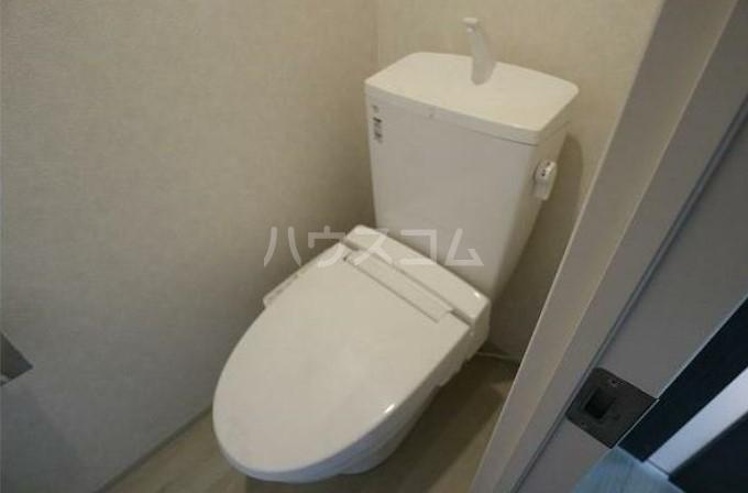 PINO東中延 201号室のトイレ