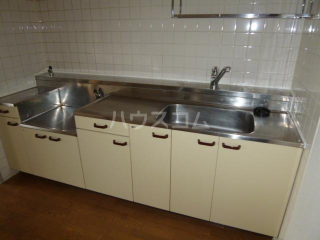 ボナール畑田 1003号室のキッチン