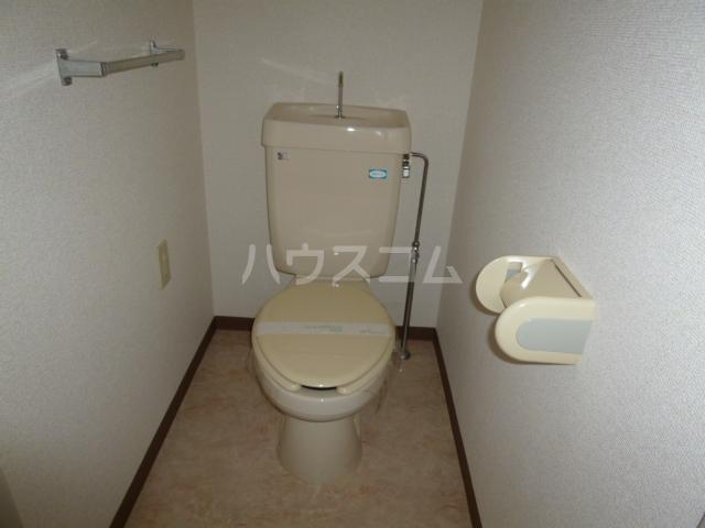 ボナール畑田 1003号室のトイレ
