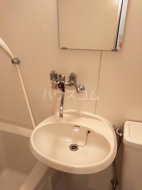 リバティーハウス 302号室の洗面所