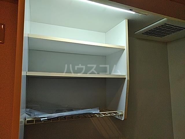 Blois Cerezo 302号室の収納