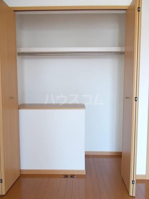 ドリーム ハイツ 02030号室の収納