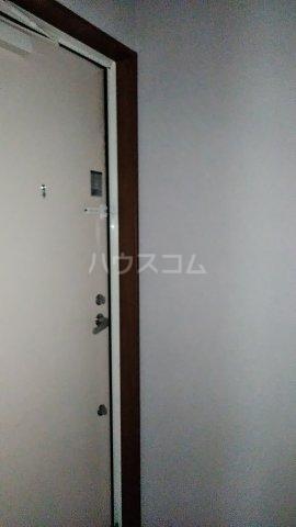 ときわ台ハイツB 102号室の玄関