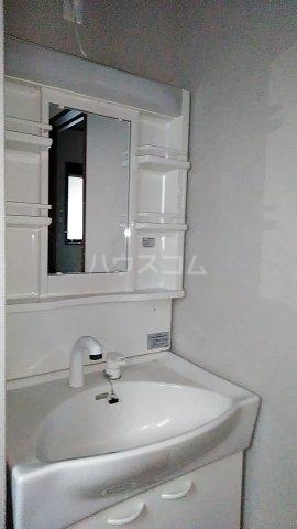 ときわ台ハイツB 102号室の洗面所