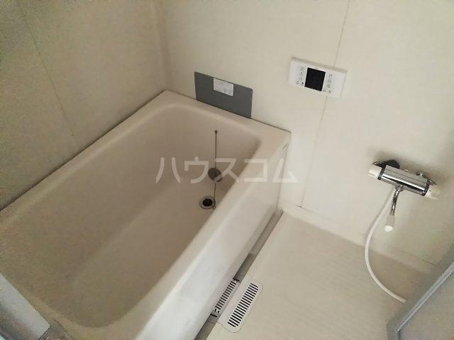 ウサミハイツA 1号室の風呂