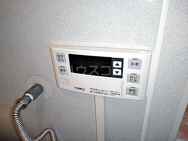 オアシスナイン 202号室の設備