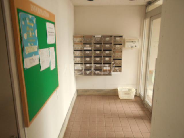 SVSビル 216号室のエントランス