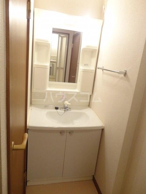 エントピア名和北B 02010号室の洗面所