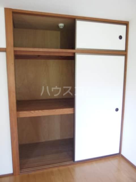 エルディムふじおかB 01070号室の収納