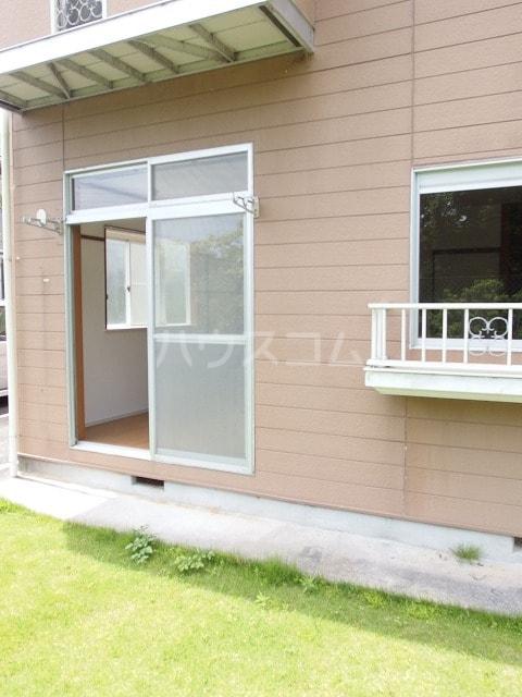 エルディムふじおかB 01070号室の庭