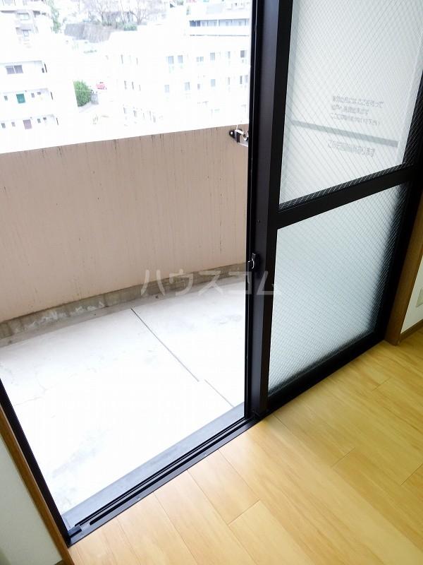 スヴニ-ルⅡ 07030号室のバルコニー