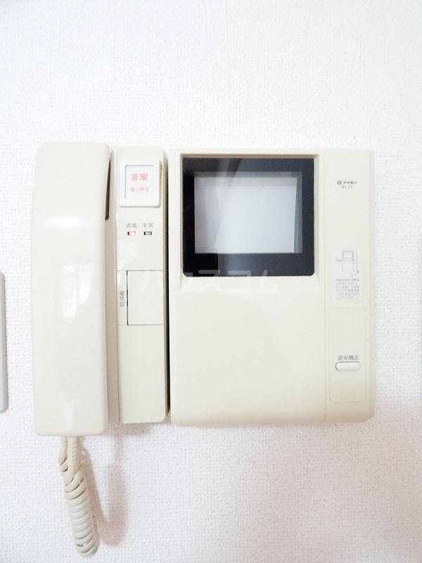 スヴニ-ルⅡ 07030号室のセキュリティ