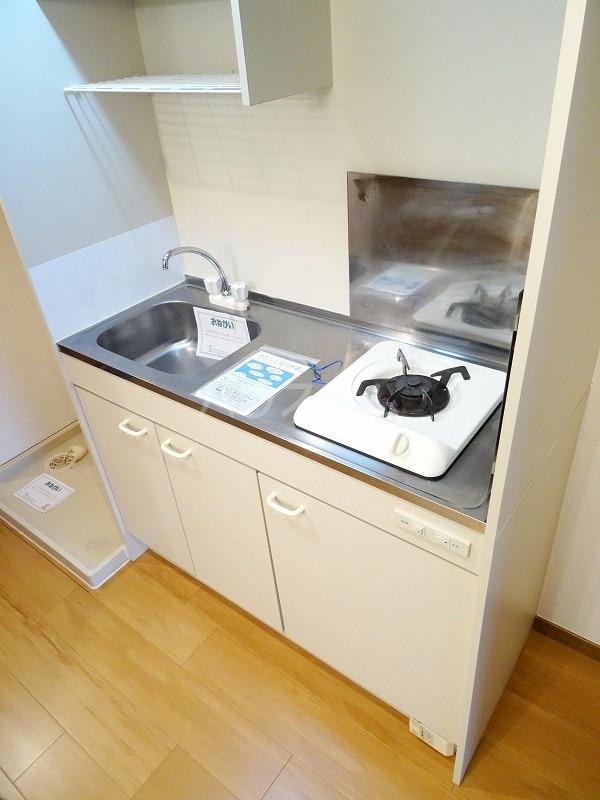 スヴニ-ルⅡ 07030号室のキッチン