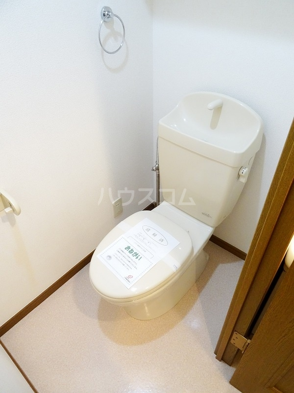 スヴニ-ルⅡ 07030号室のトイレ